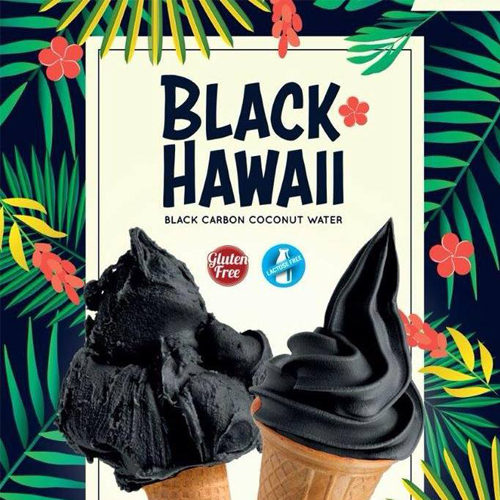 Black Hawaii